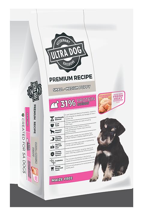 Premium Recipe Puppy