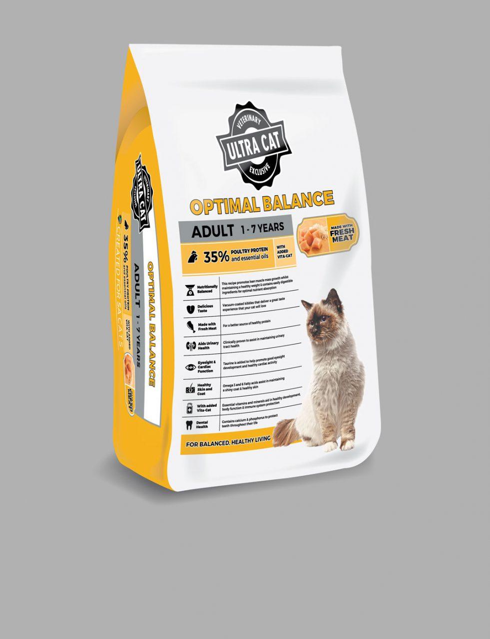 RCL - Ultra Pet | Ultra Cat Optimal Balance