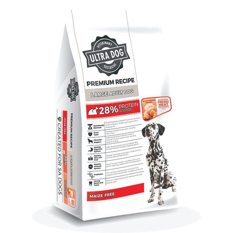 Premium Recipe Dog Food