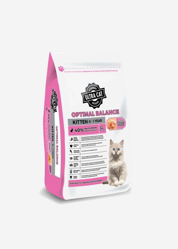 RCL - Ultra Pet   Optimal balance kitten