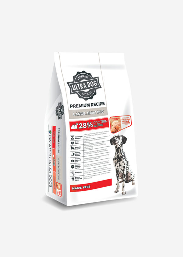 packshot Premium Recipe Large Adult