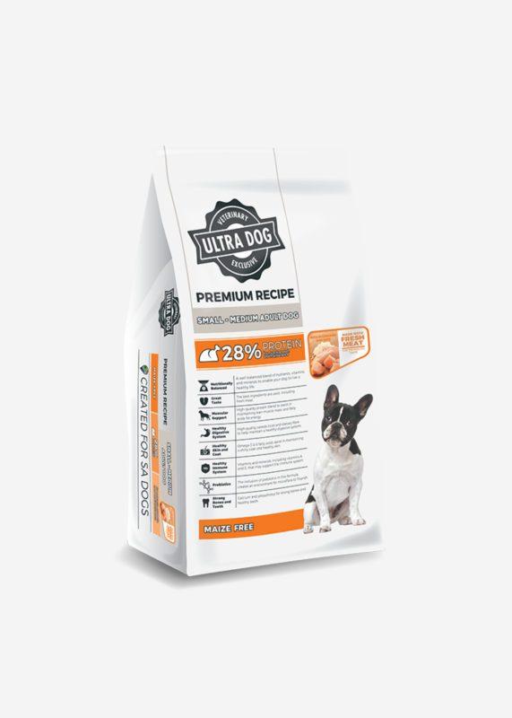 RCL - Ultra Pet   Premium Recipe Small Medium Adult