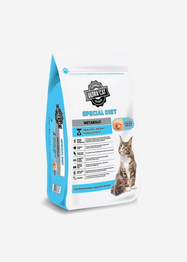 packshot Special Diet Cat Metabolic
