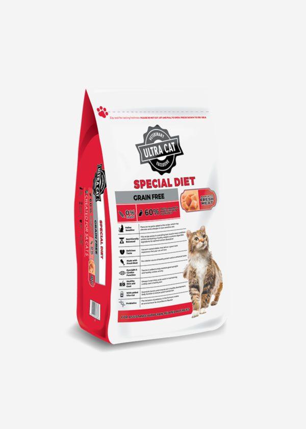 RCL - Ultra Pet | Speical diet grain free