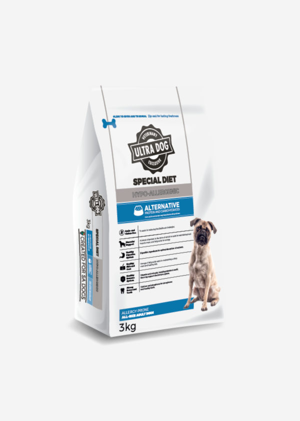 RCL - Ultra Pet | Special Diet Dog Hypoallergenic