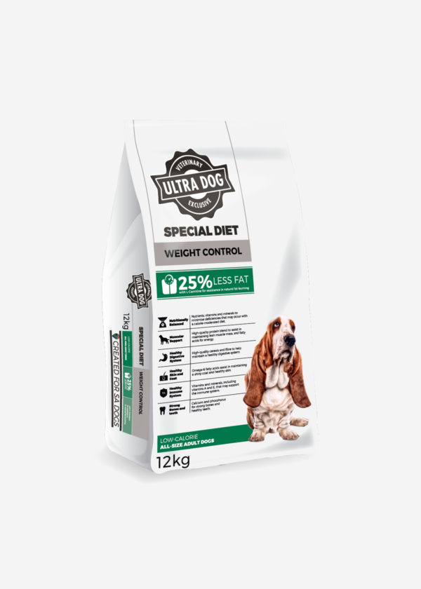 RCL - Ultra Pet | Special Diet Dog Weight Control