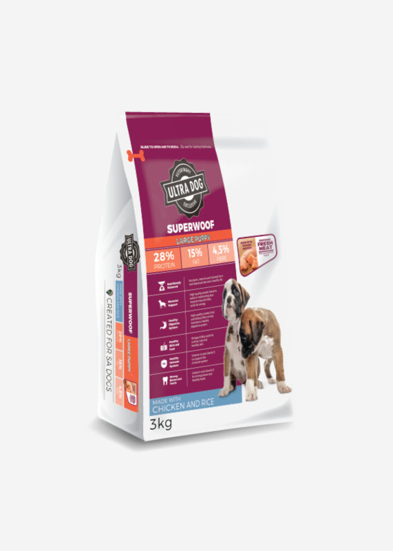 RCL - Ultra Pet | Superwoof large puppy