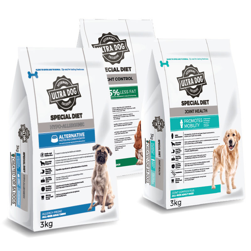 Special Diet Dog food