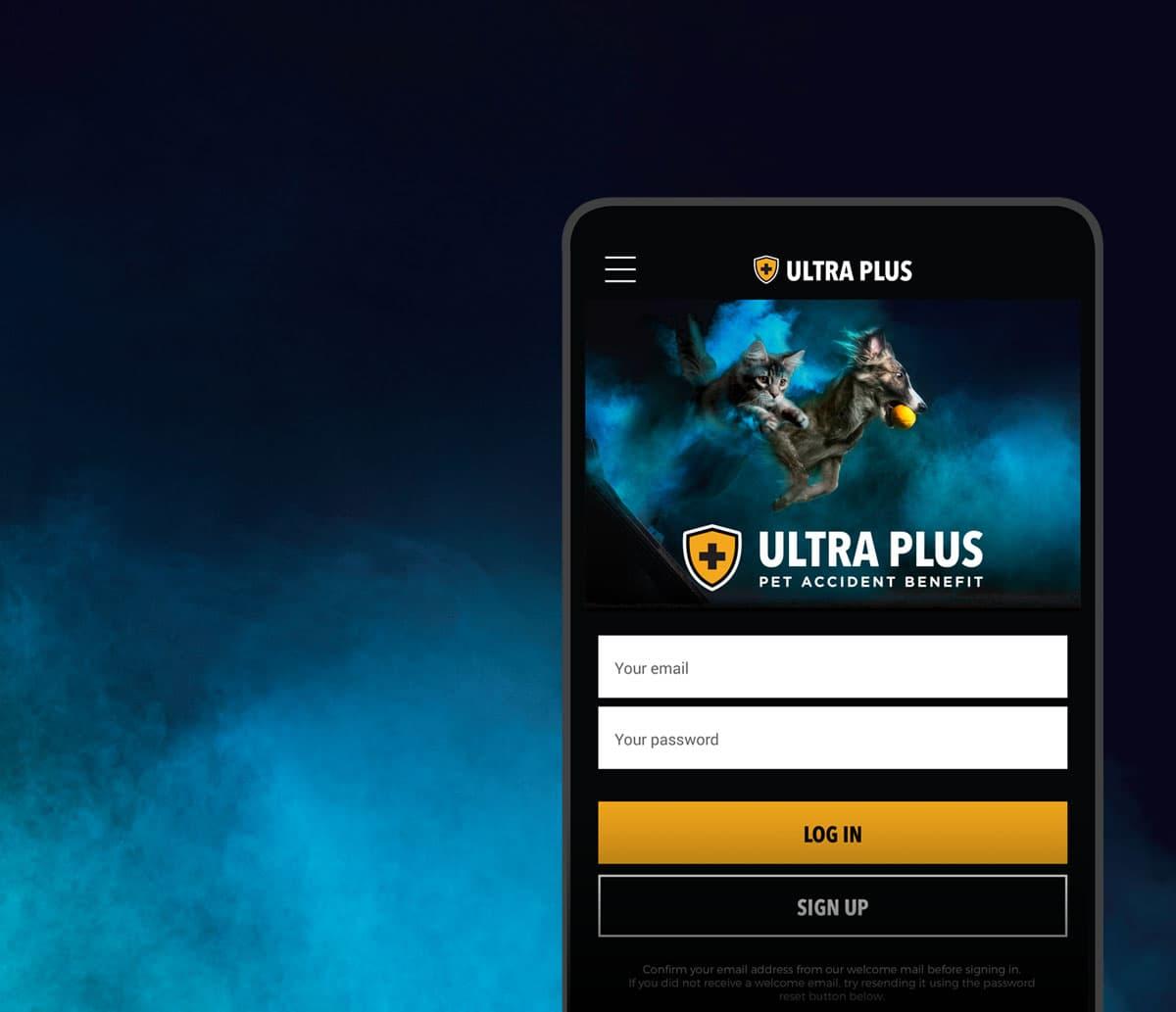 Ultra PLUS App